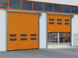 Складские ворота DoorHan